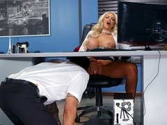 The View From Down Here With Nicolette Shea And Alex Legend – Brazzers HD