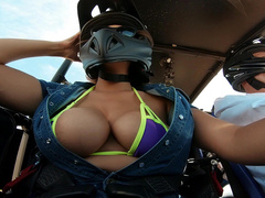 Offroad Road Head Starring Cassidy Banks – Reality Kings HD