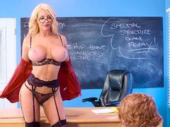 Ms. Shea's Summer School Featuring Nicolette Shea – Brazzers HD