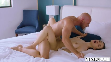 VIXEN Spoiled Mistress Is Addicted To Hard Sex