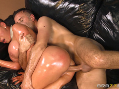 Nikki Benz Ass Fucked And Anal Creampied
