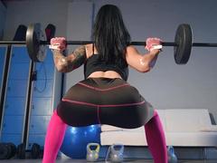 Post Workout Rubdown Featuring Katrina Jade – Brazzers HD