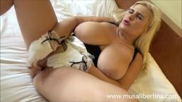 Mature Maid Enjoys Belongings Of Hotel Guests By Musa Libertina