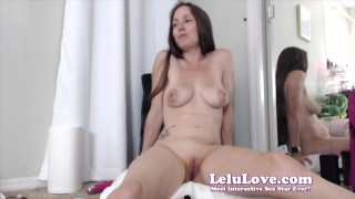 Lelu Love-WEBCAM: Twerking Multiple Orgasms Vibrator Masturbation