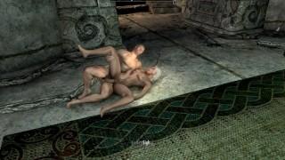 Skyrim Porn I Added A Mod That Lets Npcs Make Love