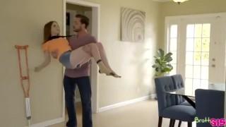 Brattysis-Pepper Hart & Kyle Mason-Creaming My Step Sister-No Ads