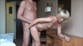 Fuck To Orgasm Amateur Norwegian Blonde Granny From Kvinner.eu