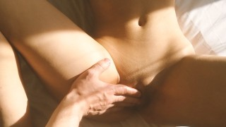 Mutual Masturbation And Teasing On A Sunny Day – Diana Daniels