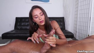 Ari Parker 's First Time Tug